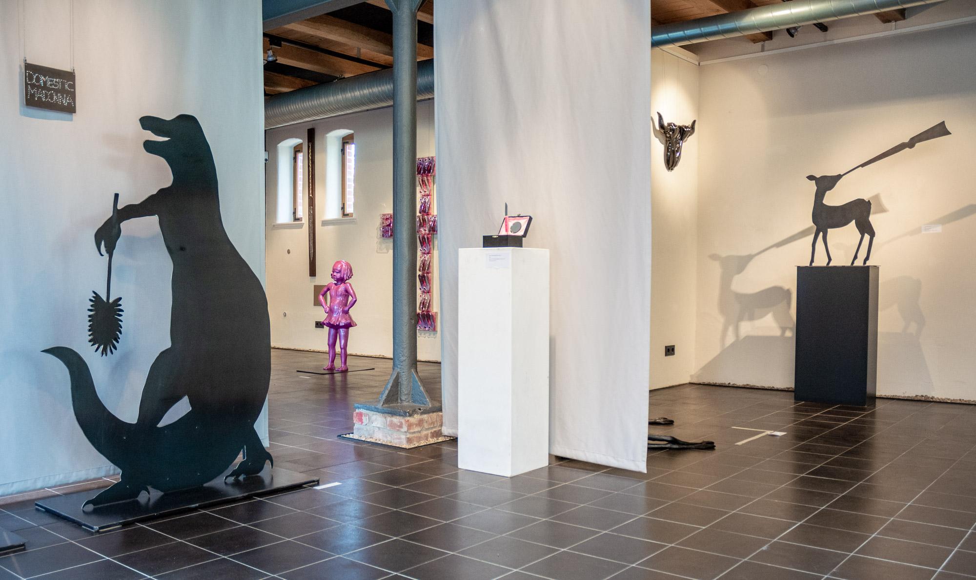 Das Jagschloss Angela Schilling