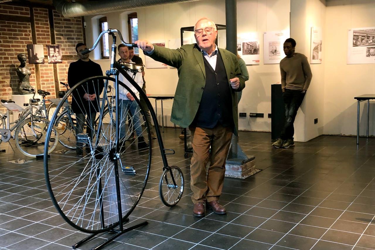 Prophete Fahrrad