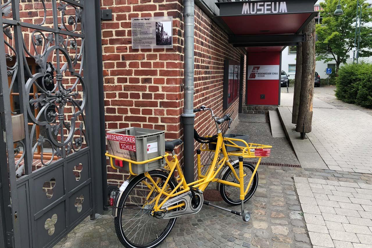 Museum Wiedenbrücker Schule aussen