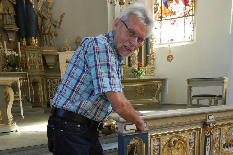 Hermann-Josef Budde aus St. Vit