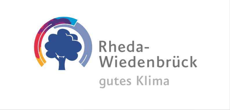 Logo Rheda-Wiedenbrück gutes Klima
