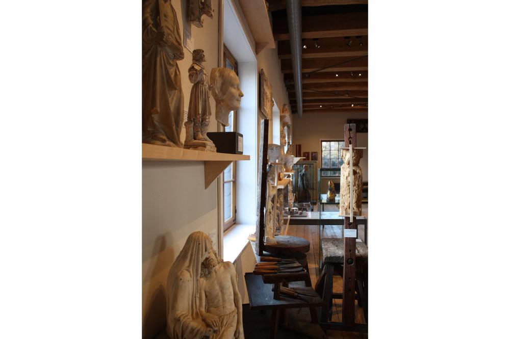 Ausstellung im Kunst- und Stadtmuseum Wiedenbrücker Schule
