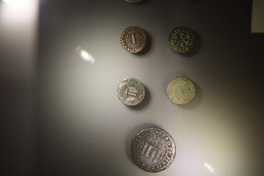 Münzen Stadtmuseum Rheda-Wiedenbrück