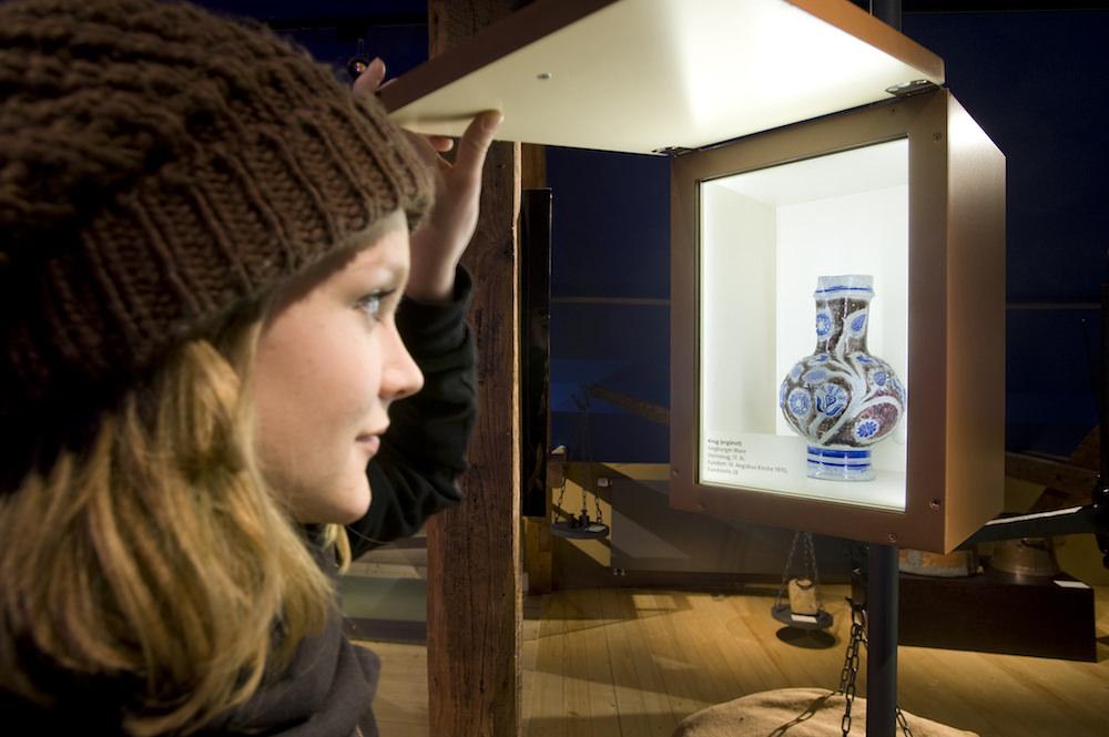 Kunst erleben im Wiedenbrücker Schule Museum