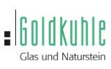 Sponsorlogo Goldkuhle Glas Wiedenbrücker Schule Museum
