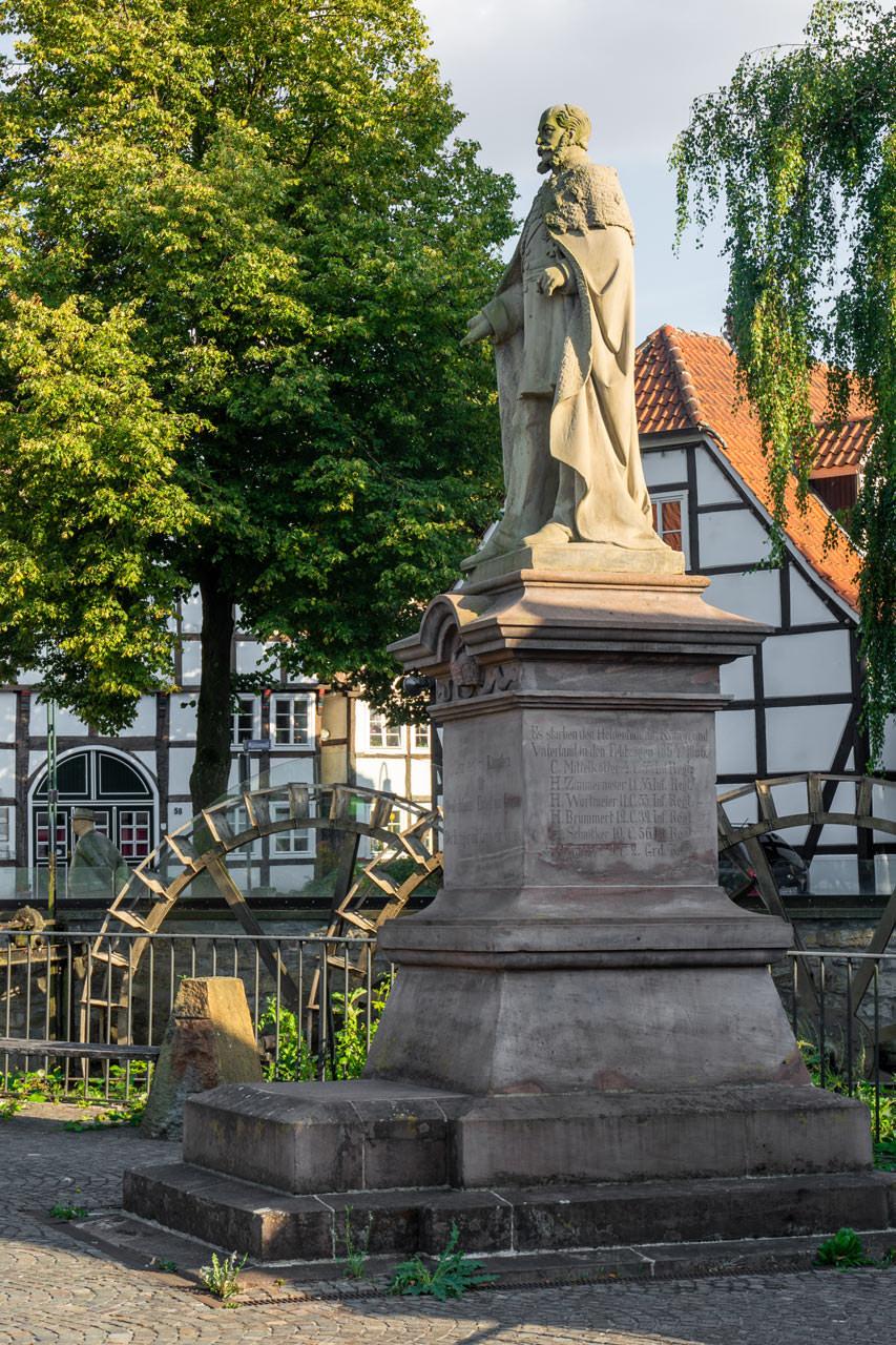Kaiser Wilhelm, Christoph Siebe