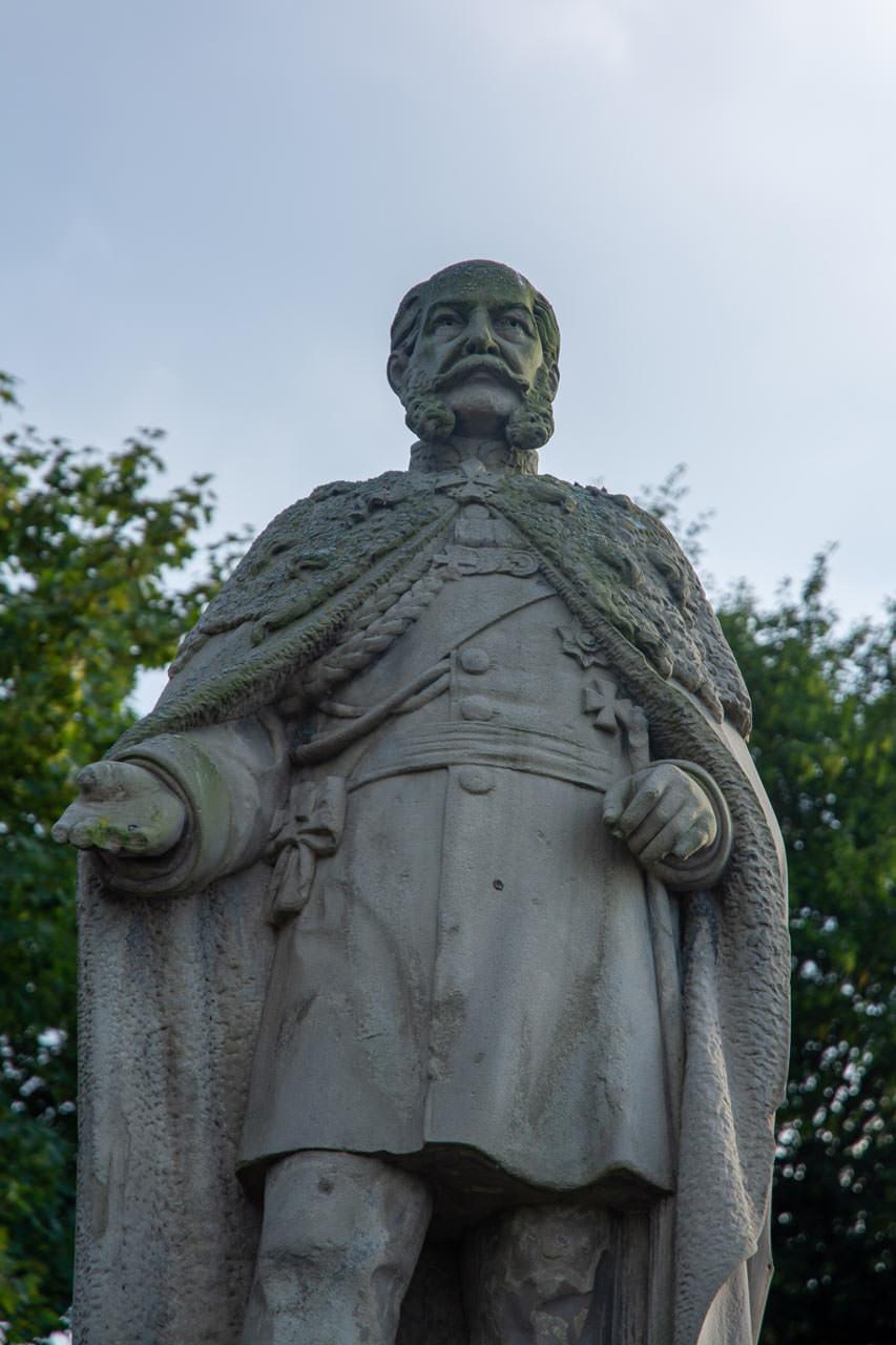 Kaiser Wilhelm Denkmal Wiedenbrück