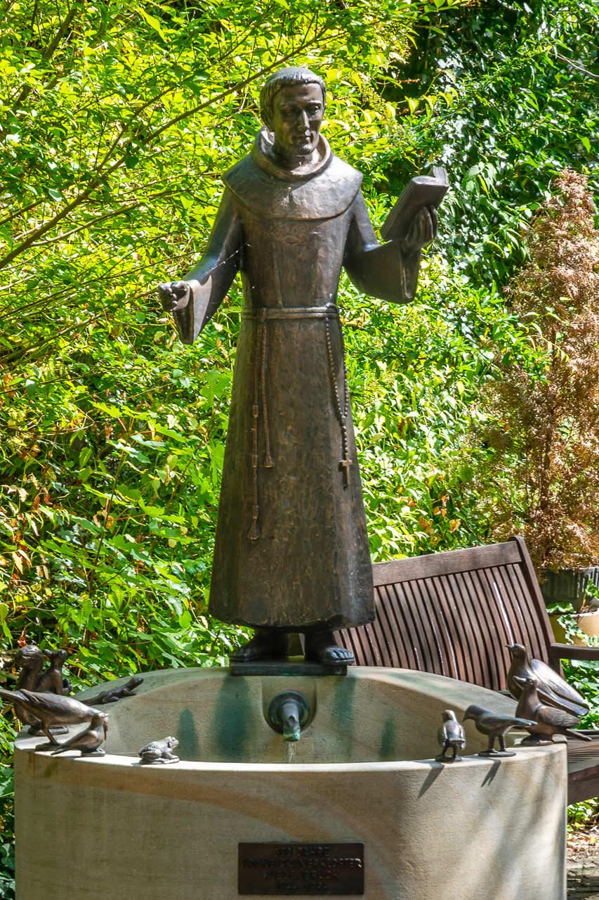 St. Franziskus Bronzebrunnen