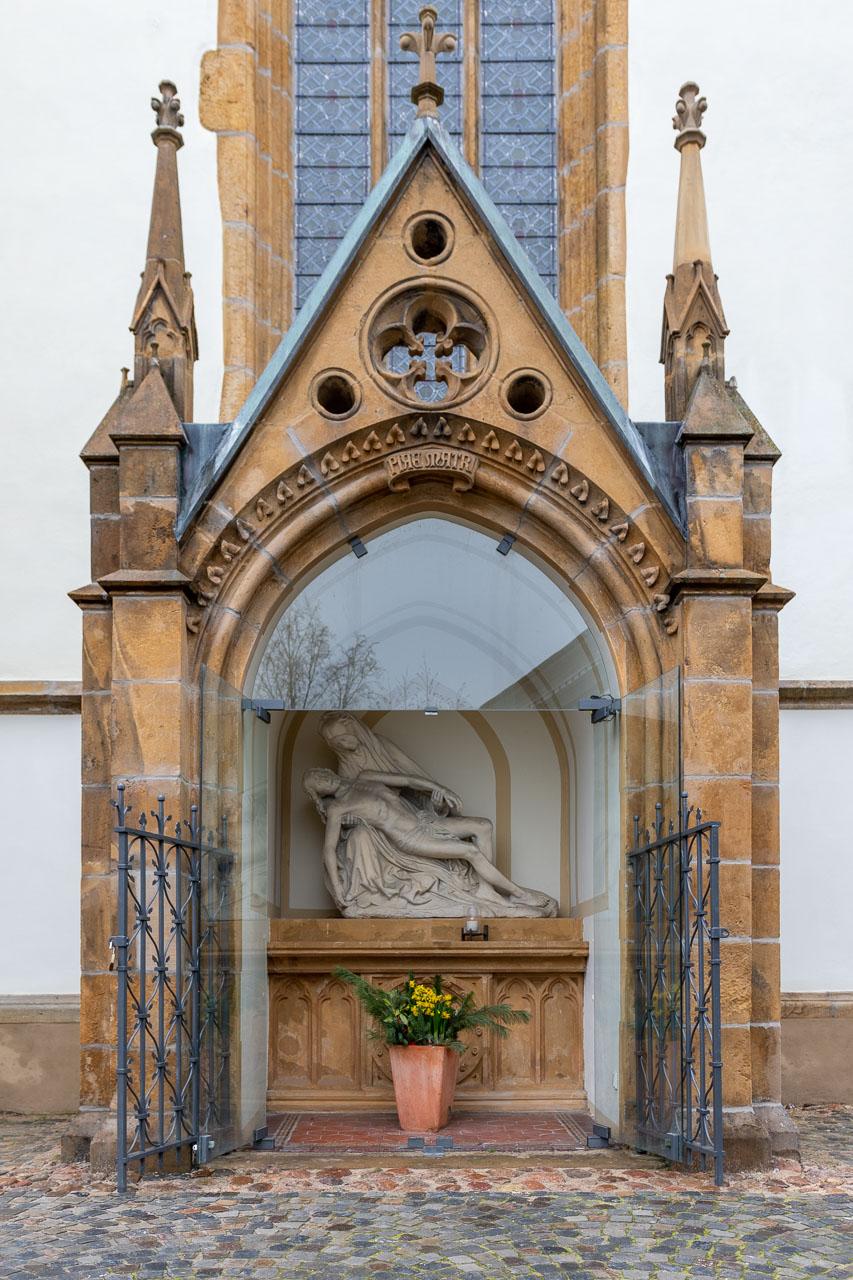 Vesperbildkapelle an der St.Aegidiuskirche