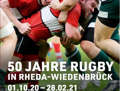 Ausstellung – 50 Jahre Rugby in Rheda-Wiedenbrück