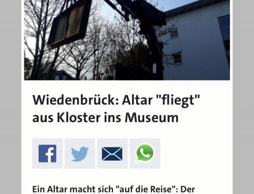 Museum im Radio – WDR 3 Mosaik berichtet